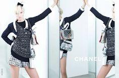 Sasha Luss para Chanel Spring/Summer 2014