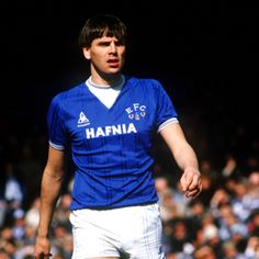 The great Graeme Sharp. His goal in 1984 will live forever.