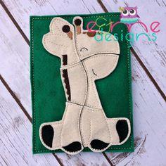 Puzzle – Giraffe