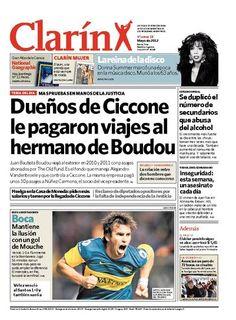 Dueños de Ciccone le pagaron viajes al hermano de Boudou. Más información: http://www.clarin.com/edicion-impresa/