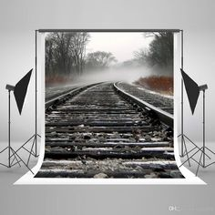 7x5ft Background Railway Train Rail Way Stones Photography Backdrops Thick Cloth Photography Backdrop 3091 Baby Background Natural Backdrop City Photography Backdrop Children Background Birthday Backdrop Online with $156.12/Piece on Fanny08's Store | DHgate.com
