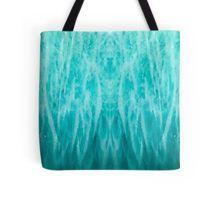 Amazonite Tote Bag by lightningseeds® for crystalapertures.rocks.