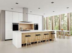 Scandinavian Kitchen Design in Sydney