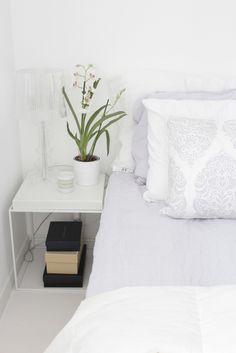 White interior | Hay | Linen | Pentik