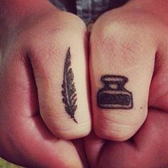 Feather Tattoo 35