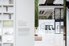 D'art has arranged the complete fair design for Schueco at the Bau 2013 for the first time. The fair stand arranges economic solutions for the planning and implementation of sustainable, energy-efficient buildings shells via the fair stand's design and me…