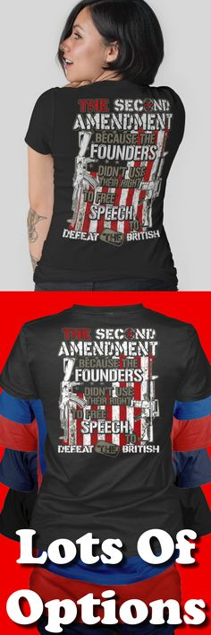 Gun Rights Shirt: Do You Support Gun Rights? Wear Gun Rights Shirts? Great Gun Rights Gift! Lots Of Sizes & Colors. Like Gun For Protection, 2nd Amendment and Gun Rights Shirts? Strict Limit Of 5 Shirts! Treat Yourself & Click Now! https://teespring.com/BR75-428