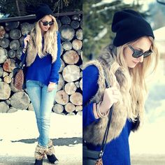 In the mountains (by Vanessa C.) http://lookbook.nu/look/4605419-In-the-mountains