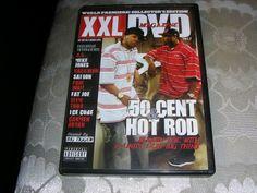 XXL DVD Magazine World Premiere Collector's Edition Volume #1 $20.99