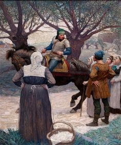 N.C. Wyeth Museum | ... Story: N.C. Wyeth Illustrations From the Brandywine River Museum