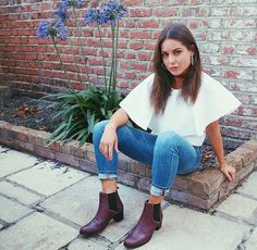 Style Outfits, Summer Outfits, Fashion Outfits, Womens Fashion, Fasion, Autumn Winter Fashion, Spring Fashion, Louise Thompson, Chelsea Girls