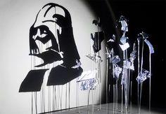 Red Yi Hong illustre le Côté sombre de la Force chez les Personnages de Star Wars (5)