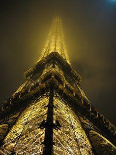 Paris 06 - Eiffel Tower by Kay Gaensler, via Flickr