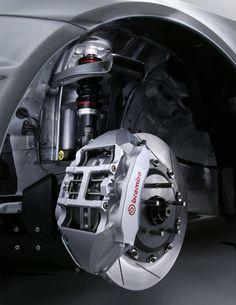 NISMO Skyline GT-R Z-Tune Brembo Brake
