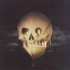 Spiegel oder Totenkopf