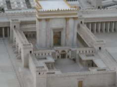 Model of Jerusalem - good article