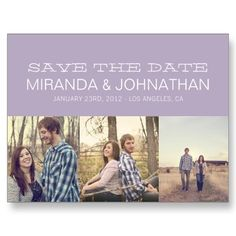 #wedding Save The Date Post Cards