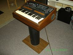 """MATRIXSYNTH: Rare Vintage Baldwin Syntha Sound Early 70""""s with ..."""