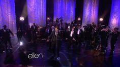 Justin Timberlake - Pusher Love Girl (Ellen - Live 2013)