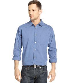 Van Heusen Big and Tall Long-Sleeve Traveler Dress Shirt