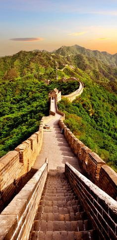 China Wall Time to take some days off but don't know where? In this board, you'll find the best destinations for your vacations! ♥ Follow to receive the latest updates on world's best destinations. | Visit us at http://www.dailydesignews.com/ #travelguide #vacations #worldsdestinations #worldtraveller #worldtravelling #travel #travelling