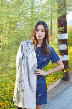 Shift into Autumn - What the Chung? - Jamie Chung loves Essentiel Antwerp