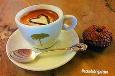 Céu de Brigadeiro: Brigadeiro de Café