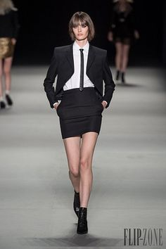 Saint Laurent Spring-summer 2014 - Ready-to-Wear