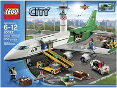 Lego City Airplane Sets