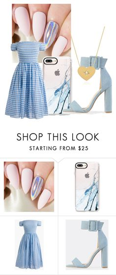 """Another Special Dinner"" by lordgigi ❤ liked on Polyvore featuring Casetify, J.Crew and Johnny Was"