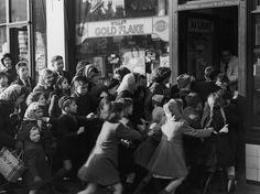 Londra 1953, il giorno in cui finì il razionamento dei dolci nel Regno Unito