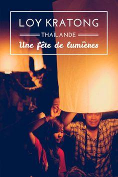 Loi krathong, Thaïlande