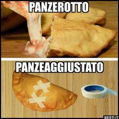 Panzerotto   BESTI.it - immagini divertenti, foto, barzellette, video
