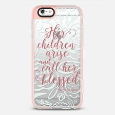 Her children arise and call her blessed - New Standard Pastel Case