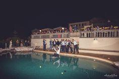Ops...lo sposo in piscina!!!  #wedding #matrimonio #mariage #結婚式 #andreaesiria #weddingtuscany #toskana #bride #groom #tuscany #hochzeit #свадьба #sposi #既婚 #love #toscana #Тоскана #casamento #heirateninitalien #livorno #weddingphotography #foto #pictures #photo #hochzeittoskana #villamargherita #quercianella
