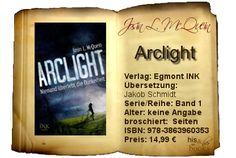 """""""Arclight – Niemand überlebt die Dunkelheit"""" bietet eine mitunter fesselnde Geschichte mit einem hohen Potential. Spannung zwischen Licht und Dunkelheit.  Für alle, die sich nicht in bestimmte Richtungen drängen lassen, denen Toleranz kein Fremdwort ist und festgelegte Grenzen überschreiten können."""