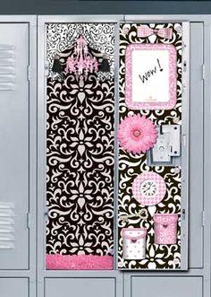 My new locker for sure!!! But blue wallpaper  LockerLookz.com
