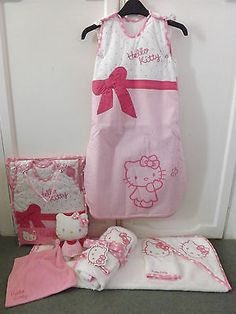 Sanrio #hello kitty baby sleeping bag, cot bed duvet #pillowcas cot #musical mobi, View more on the LINK: http://www.zeppy.io/product/gb/2/371444426170/