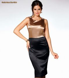 Picture of Carla Ossa Colombian Women, Corps Parfait, Column Dress, Satin Blouses, Child Models, Lovely Dresses, Satin Dresses, Silk Satin, Skirt Fashion