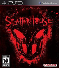 Splatterhouse for PlayStation 3 Gaming Wallpapers Hd, Widescreen Wallpaper, Playstation, Ps3, Xbox, Video Game Anime, Video Games, Heavy Metal, Arcade