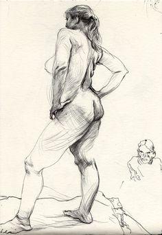 James Jean | Figure Drawing II