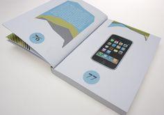 Publication Design by Ali Emre Dogramaci, via Behance