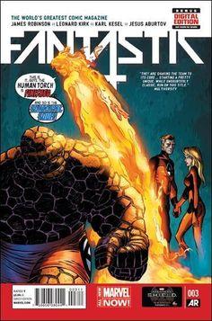 Fantastic Four #3 - VGF