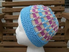 This is a super simple pattern that looks much more complicated than it is!