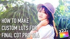 In this tutorial, we will show you how to make your own custom LUTS for Final Cut Pro X colour grading (Version 10.4)The new update to Final Cut Pro X (10.4) bought the ability to load custom camera and custom creative LUTS.We will con...