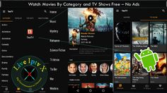 Tea TV Apk - Watch Movies By Category and TV Shows Free On Android With No Ads   Movies Android Apk[ Iptv APK] : Tea TV Apk- Movies and TV Show APK- In this apk you can watch free movies with many category and also TV show without ads OnAndroid Devices.
