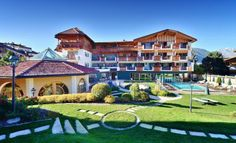 5 star Hotel Mirabell in Olang / Valdaora at the Kronplatz / Plan de Corones South Tyrol