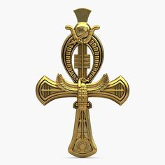 Ankh the Key of Life 3D Models