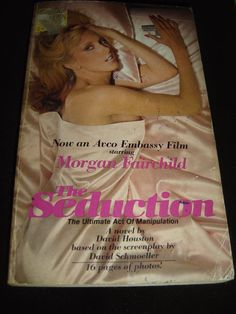 THE SEDUCTION BY David Schmoeller TOWER BOOKS Paperback 1982