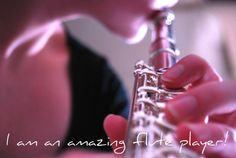 I am an amazing flute player!